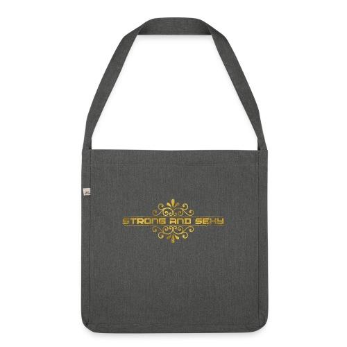 S.A.S. Women shirt - Schoudertas van gerecycled materiaal