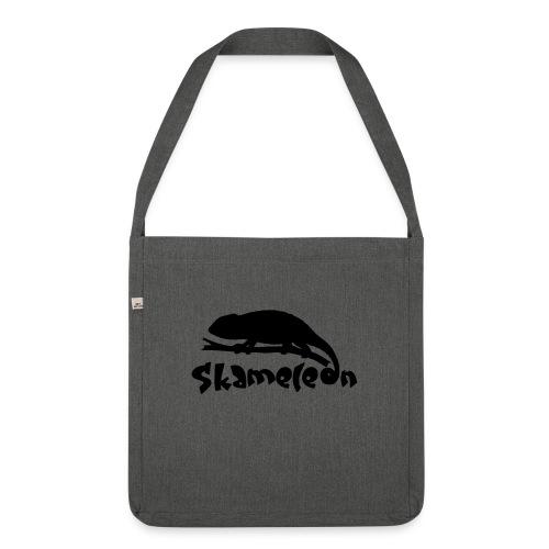 logoskameleon - Schultertasche aus Recycling-Material