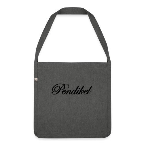 Pendikel Schriftzug (offiziell) T-Shirts - Schultertasche aus Recycling-Material