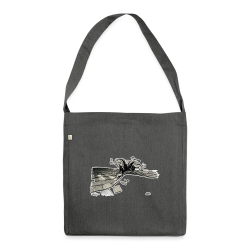 ORDER - Shoulder Bag made from recycled material