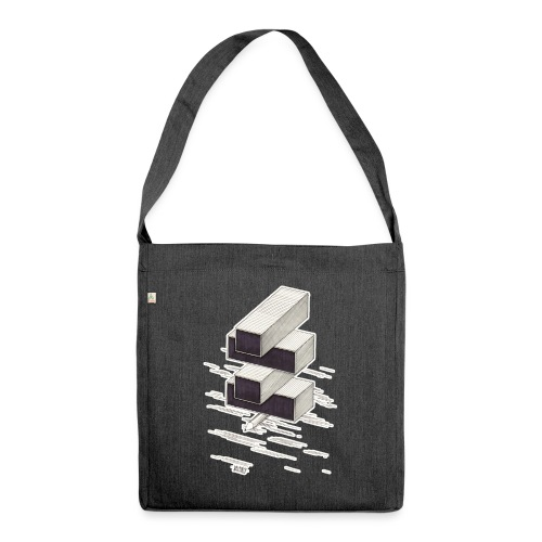 BALANCE - Shoulder Bag made from recycled material