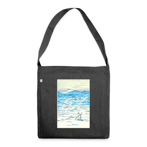 EVOLVE - Shoulder Bag made from recycled material