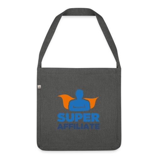 Super Affiliate Network_r - Schultertasche aus Recycling-Material