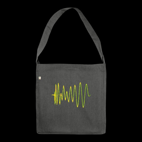 Boom 909 Drum Wave - Shoulder Bag made from recycled material