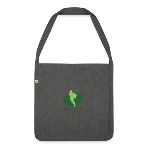 RVS-Logo - Schultertasche aus Recycling-Material