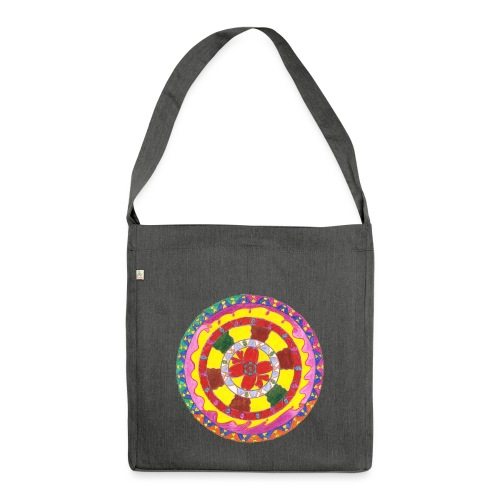 Creativity Heart gif - Borsa in materiale riciclato