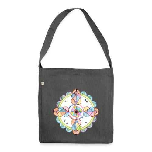 Creativity Harmony originale JPG gif - Borsa in materiale riciclato