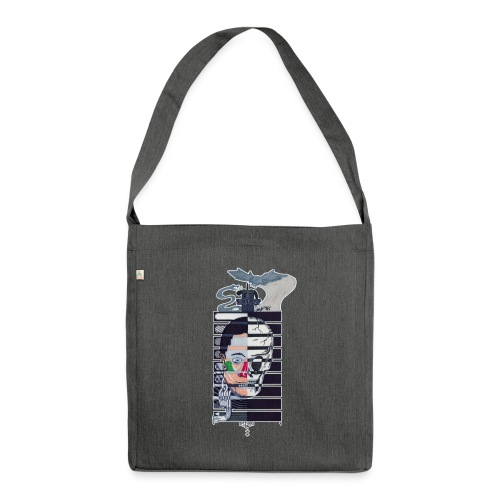 DESCEND - Shoulder Bag made from recycled material
