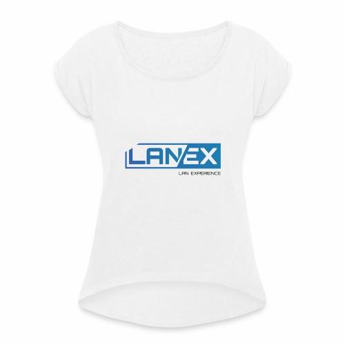 TEAM LANEX LANEXPERIENCE - T-shirt à manches retroussées Femme