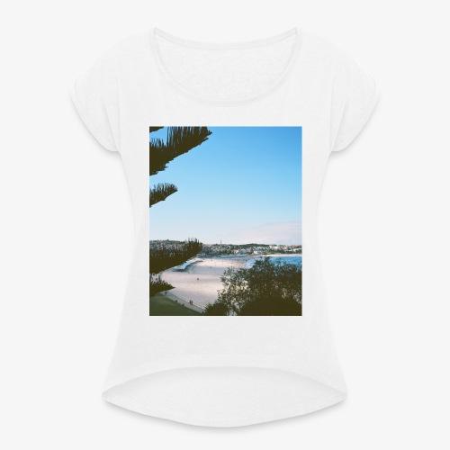 BONDI BEACH - T-shirt à manches retroussées Femme