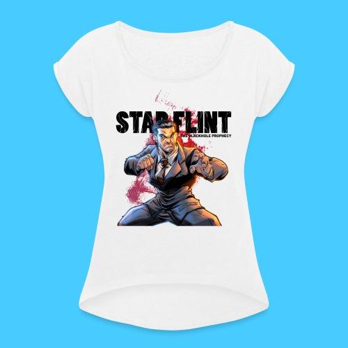 StarFlint Draco Vargas 2 - T-shirt à manches retroussées Femme