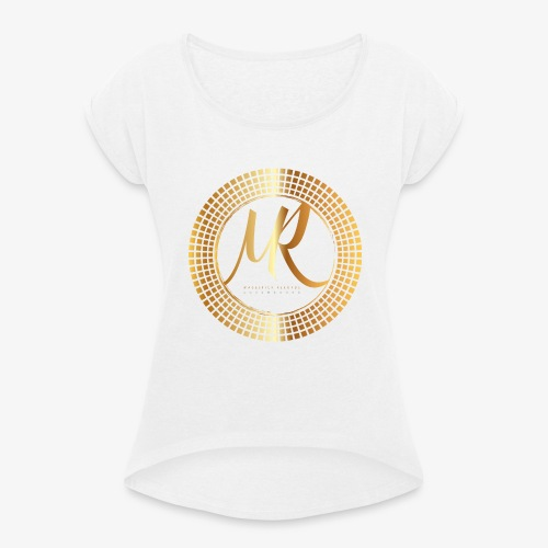 Magestick - Women's T-Shirt with rolled up sleeves