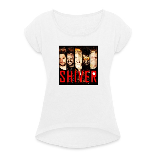 The Band - Women's T-Shirt with rolled up sleeves