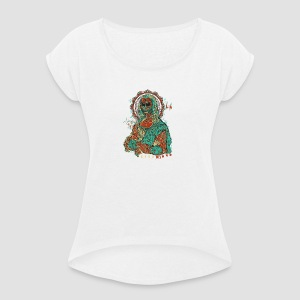 The eternity - Women's T-shirt with rolled up sleeves