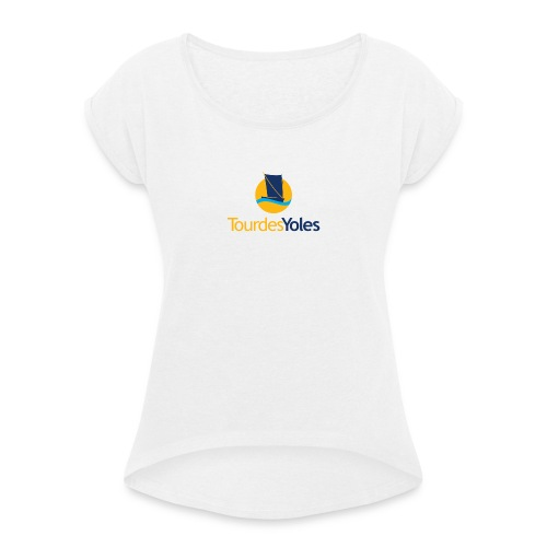 Tour des Yoles - T-shirt à manches retroussées Femme