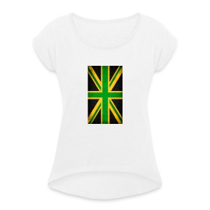 Jamaica Jack - Women's T-shirt with rolled up sleeves