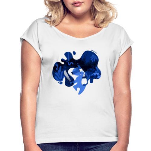 ETR VR Aventure - T-shirt à manches retroussées Femme