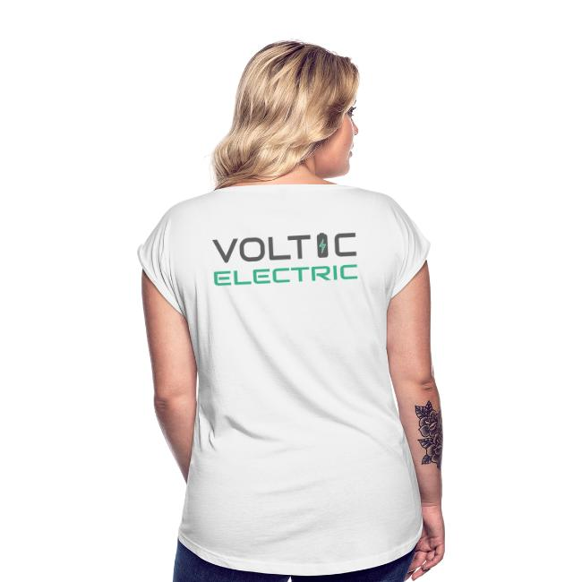 Starve a Terrorist, Drive Electric, Licht shirt