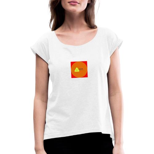 the 923 gang - Women's T-Shirt with rolled up sleeves