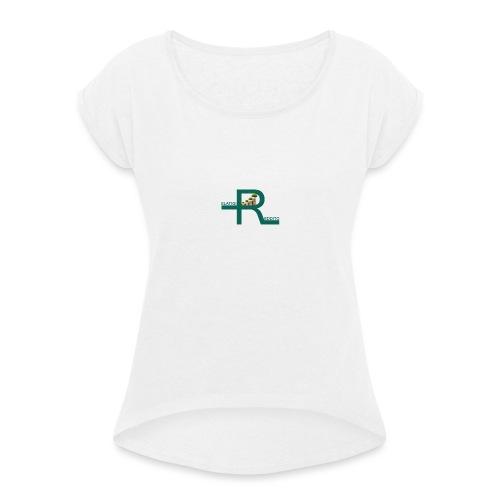 Reddito Digitale - Maglietta da donna con risvolti