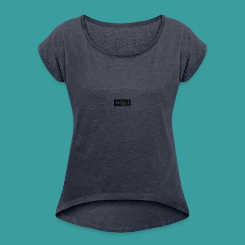 simmetria intelletuale - Maglietta da donna con risvolti
