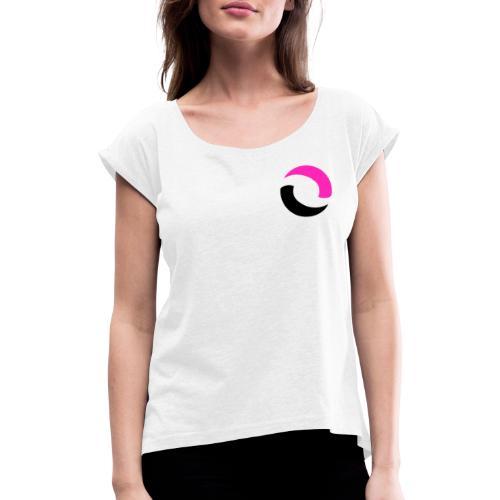 Progress esport - T-shirt à manches retroussées Femme