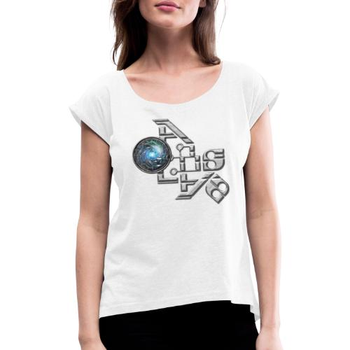 ABLASS OLD 2020 - T-shirt à manches retroussées Femme
