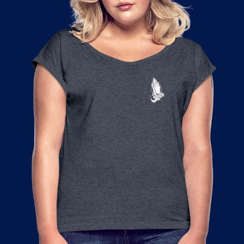 Krikens Original - Women's T-Shirt with rolled up sleeves