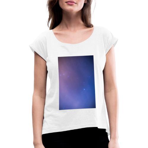 Vent Neptunien - T-shirt à manches retroussées Femme