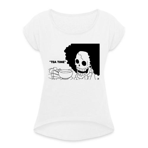 brook one piece - Maglietta da donna con risvolti