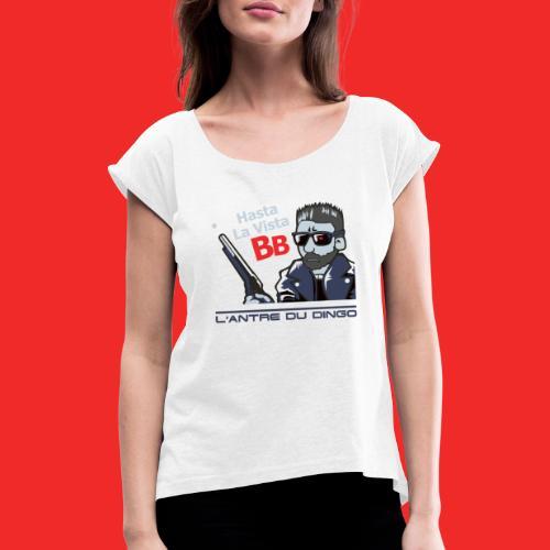 TerminaDingTshirt 01 - T-shirt à manches retroussées Femme