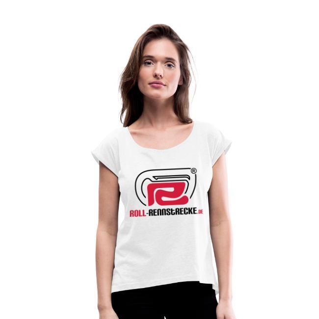 Roll-Rennstrecke Logo