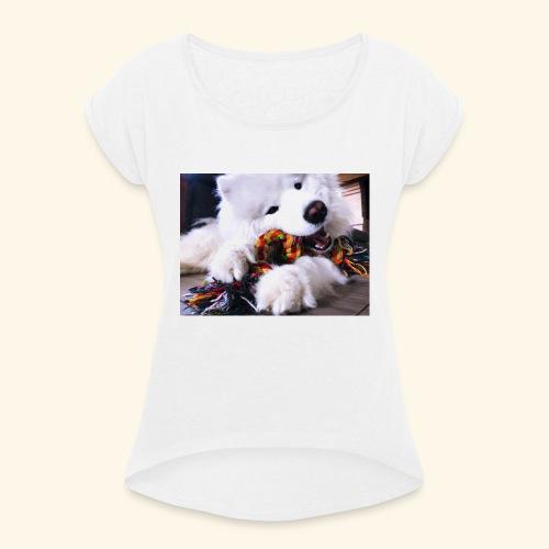 IMG 0957 - Maglietta da donna con risvolti