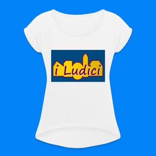 skyline16sego-jpg - Maglietta da donna con risvolti