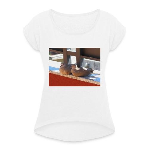 DSCN1222-JPG - Maglietta da donna con risvolti
