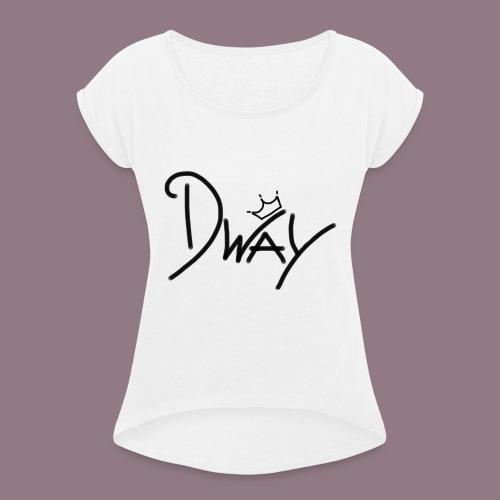 Dway's Surf - T-shirt à manches retroussées Femme