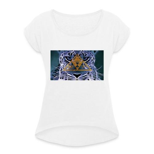 Infradito Beatstux - Maglietta da donna con risvolti