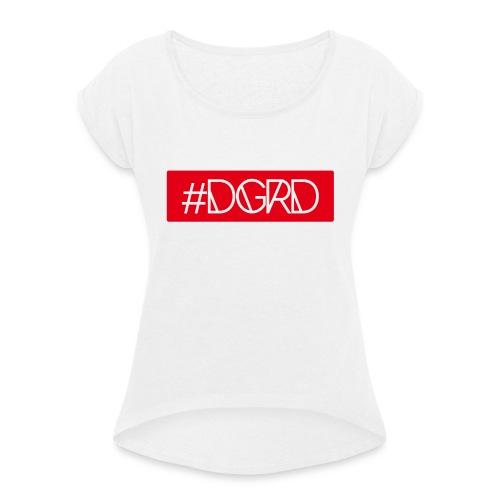 #DGRD cover smartphone - Maglietta da donna con risvolti