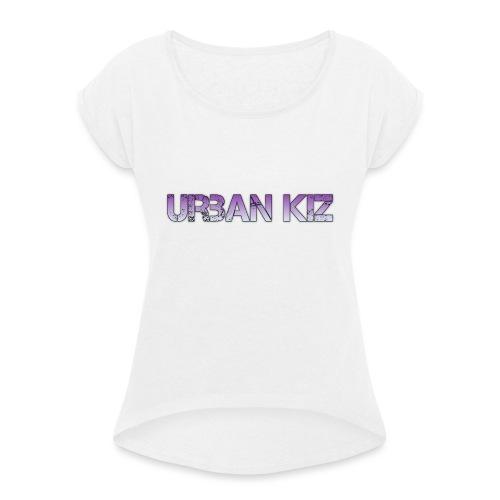 Urban Kiz - Original Style - Maglietta da donna con risvolti