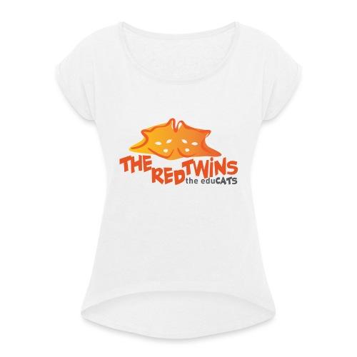 TRT Logo - Maglietta da donna con risvolti