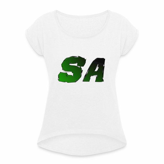 """Grön """"SA"""" Logo"""