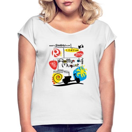 Rallye du Muguet 2009 - T-shirt à manches retroussées Femme