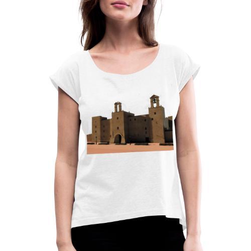 SASSARI - Maglietta da donna con risvolti