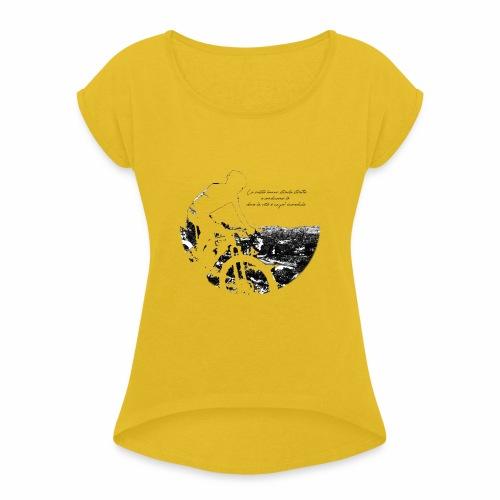 La vita incredula - Maglietta da donna con risvolti