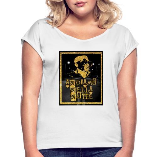 Mighty Mood - Andiamo nella notte - Maglietta da donna con risvolti