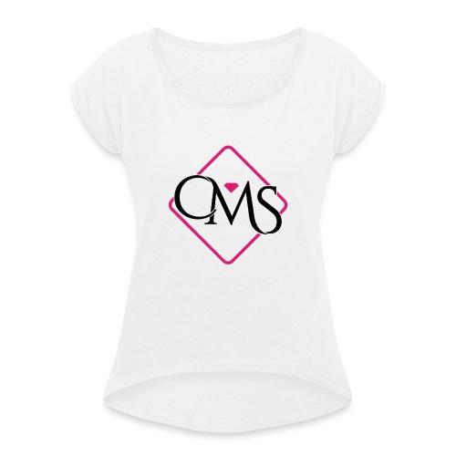 Tasse Check My Style - T-shirt à manches retroussées Femme