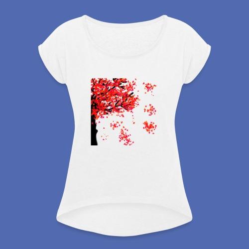 asdaf-jpg - Maglietta da donna con risvolti