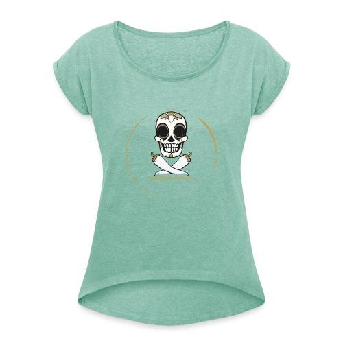 Logo HABANERO FACTORY - Maglietta da donna con risvolti