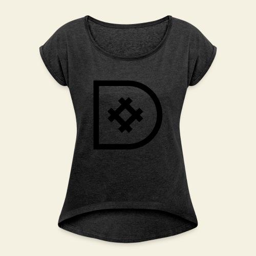 Icona de #ildazioètratto - Maglietta da donna con risvolti