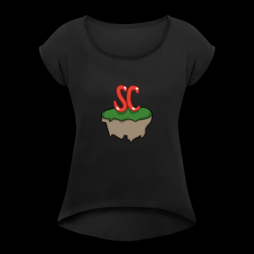 SerenityCTL T-Shirt - Women's T-Shirt with rolled up sleeves